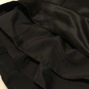 David's Bridal Skirts - David's Bridal long black skirt